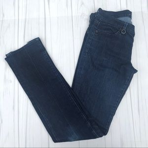 7 For All Mankind Straight Leg Jeans Unique - S 28